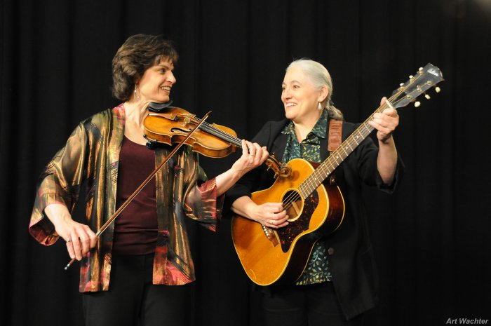 Folk duet Simple Gifts return to campus